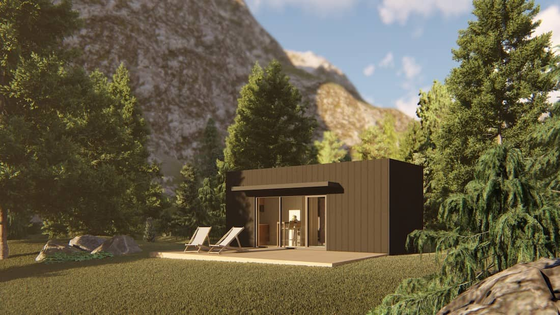 NANO Project - Quality prefabricated houses & cabins